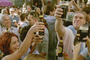 Guinness: appoints a new top marketer