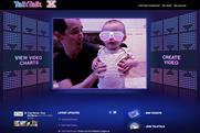 TalkTalk: The X Factor homepage