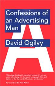 Excerpt from 'Confessions of an Advertising Man'