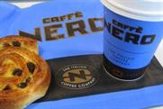 Caffè Nero: teams up with The Cloud to offer customers free Wi-Fi access