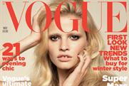 Vogue: UK team has no plans to follow US's lead