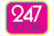 247 Social: social media unit from Arena Media