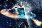 Rafael Nadal: stars in new ATP campaign