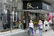 BHS: looks for ad agency