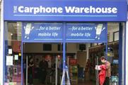 The Carphone Warehouse: deals on Twitter