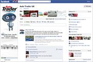 Auto Trader: UK Facebook site