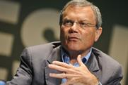 WPP's Martin Sorrell: revenue up 12.2%