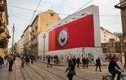 Coca-Cola opens up a can of happiness on Italy