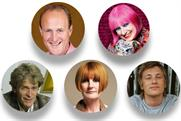 Where do Jamie Oliver, Mary Portas and Sir John Hegarty get creative inspiration?