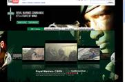 Royal Marines YouTube channel