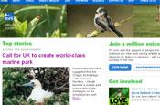 RSPB: shifts appeals online