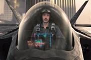 Robert Downey Jr: stars in Call of Duty ad