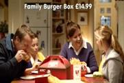 KFC: family meal ad is banned