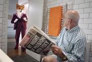 FoxyBingo.com: latest TV ad debuts tonight during Coronation Street