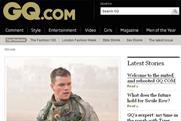 GQ: relauches website