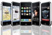 Apple iPhone: to be sold in the UK by Orange