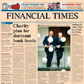 FT to axe 50 jobs as it moves to integrate web and print newsroom