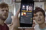 Amazon: backs launch of its Fire mobile phone with TV ad campaign