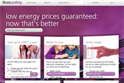 "First Utility: Goodstuff will handle media for the brand in its drive to challenge the ""big six"" energy companies"