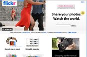 Yahoo adds video to Flickr community