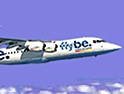 Flybe: forgoes naming rights on stadium