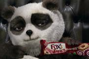 Fox's Biscuits: TV ad campaigns have featured Vinnie the danda