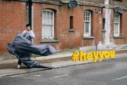 Giffgaff: worked with host of creative specialists and even community members for new campaign
