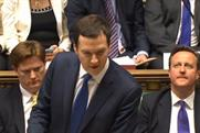George Osborne delivers Budget 2014 speech