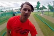 Fast bowler Dale Steyn failed to smash the GoPro