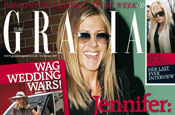 Grazia: piling on readers