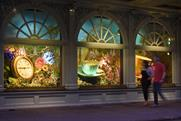 Fortnum & Mason hands window display to Disney for first time