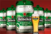 HeinekenKeg: draught beer at home