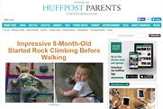 The Huffington Post UK offers free ad to children's charity