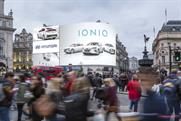 Hyundai renews presence on Piccadilly Lights