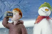 Irn-Bru: Christmas campaign