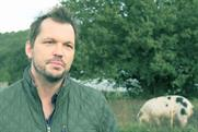 Jimmy Doherty: stars in Red Tractor ad