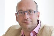 Webb: managing director of Virgin Media Television