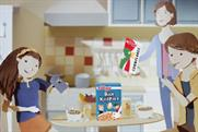 Kellogg's: TV ad charts cereal from spoon to grain