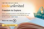 Kindle Unlimited: details were leaked online before being retracted by Amazon