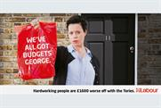 Labour: Lucky Generals created work around the Budget