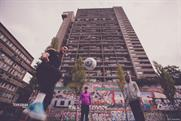 London director inspires young creatives with street football tournament