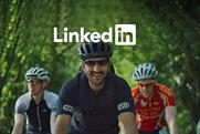 LinkedIn: 'picture yourself' campaign