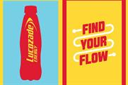Lucozade Energy: the brand's OOH work introduces new 'Find Your Flow' slogan