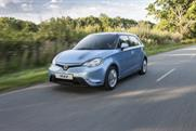 MG: Total Media handles media duties for the car brand