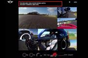 Mini: has created a digital interactive experience to promote the launch of the John Cooper Works Hatch