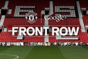 Man Utd: runs digital competition with Google