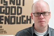 Mark Bonner: the president of D&AD