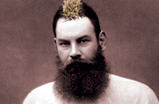 Marston's: giving WG Grace a mohican