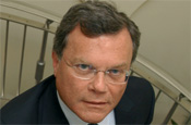 Sorrell: bid backed by TNS founder