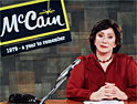 McCain: Singleton stars in spoof film